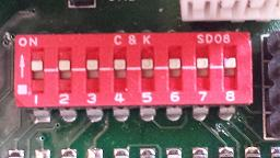 DIP Switches